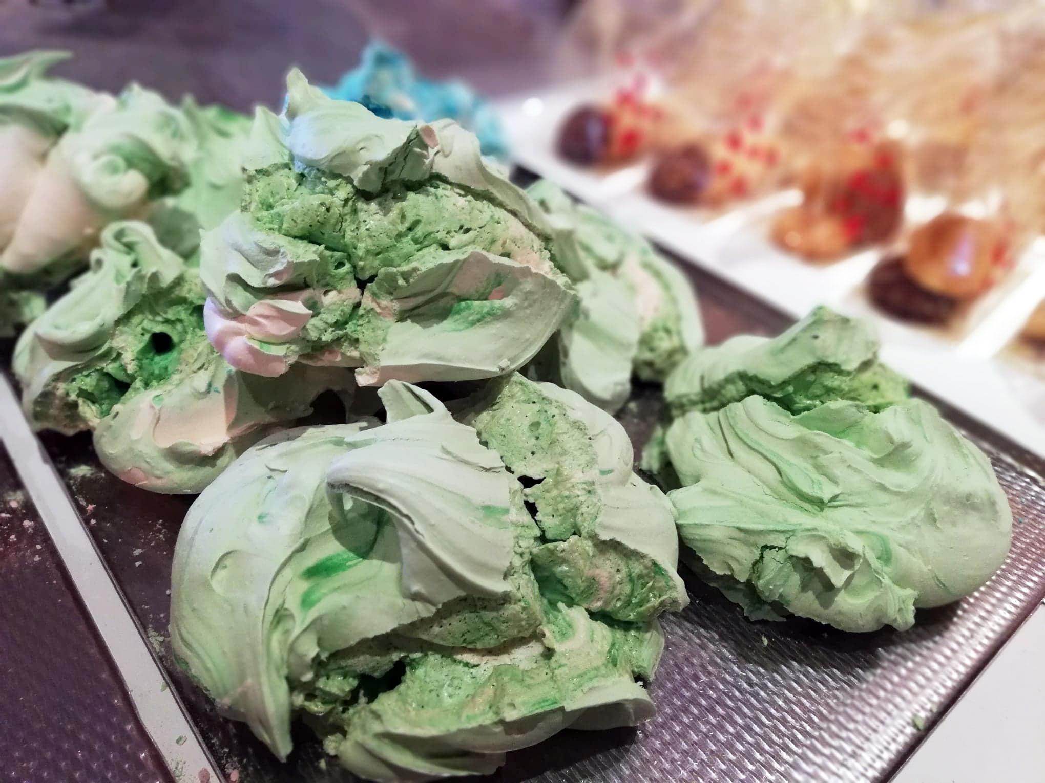 Gröna maränger